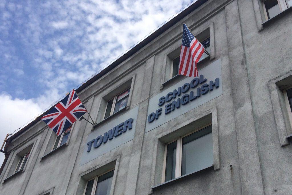 angielski Żory - Tower School of English