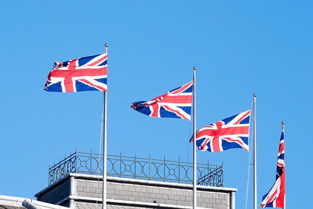 Flagi Anglii